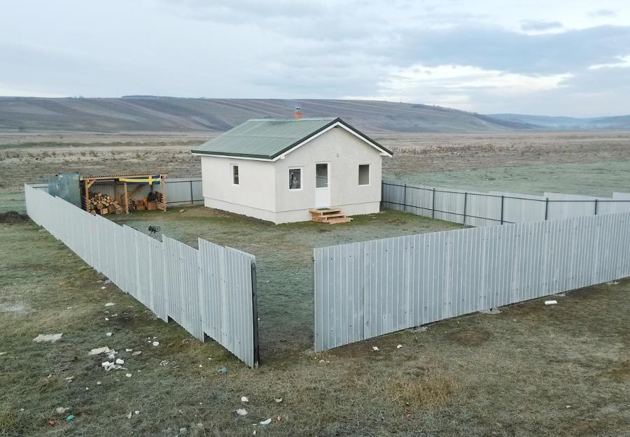 imagine ansamblu casa lui Andrei